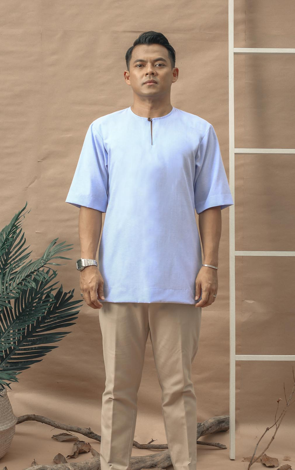 Kurta Top Finn – Blue